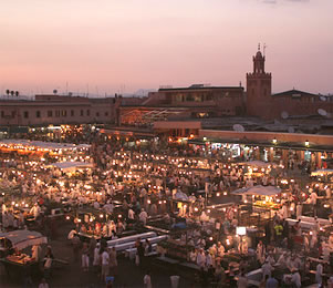 Morocco local rental property or home
